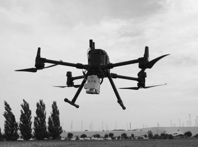 LiAirV soluzione lidar per UAV