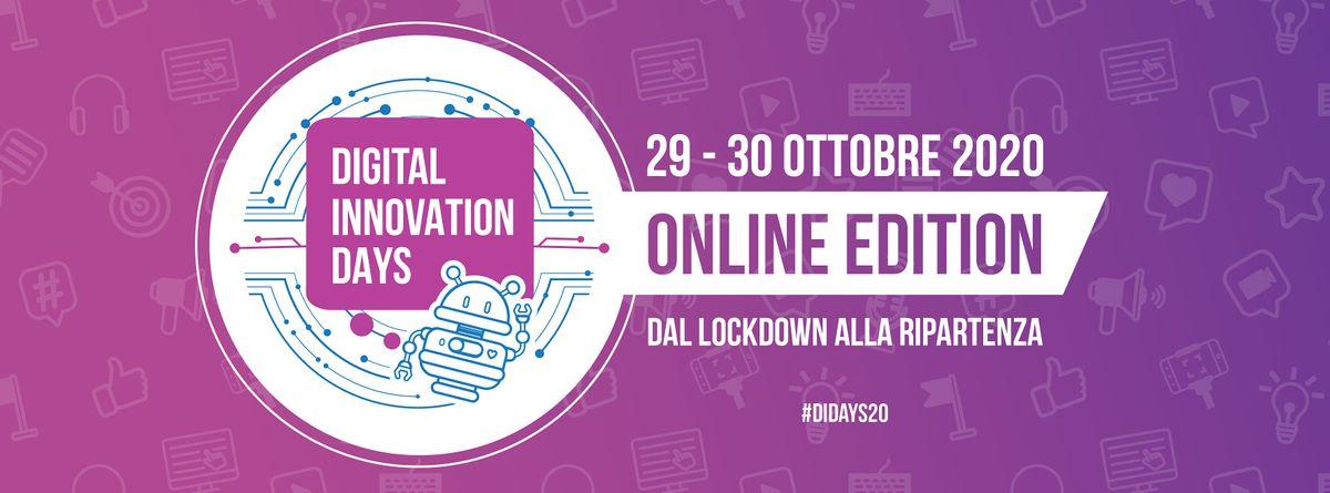 Digital innovation days Italy 2020