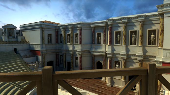 Il Mav, museo virtuale, per la valorizzazione del territorio vesuviano e campano