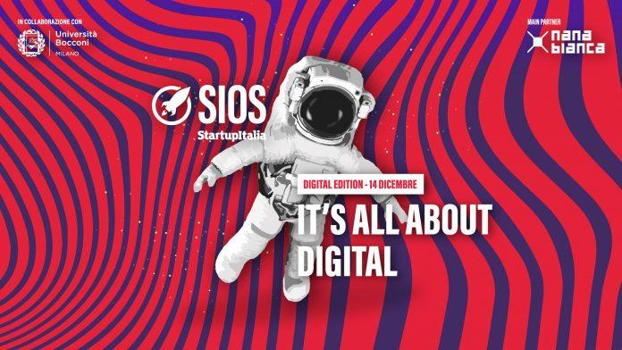 SIOS20 startup Italia Open summit
