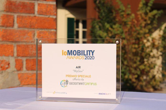 IoMobility Awards 2020