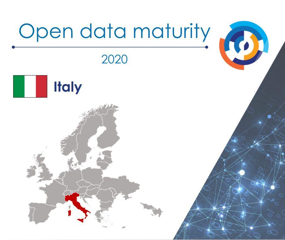 Open Data Maturity Report 2020 disponibile online ...