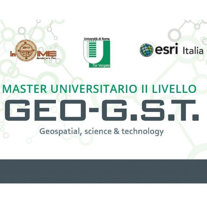 Master secondo livello in Geospatial Science