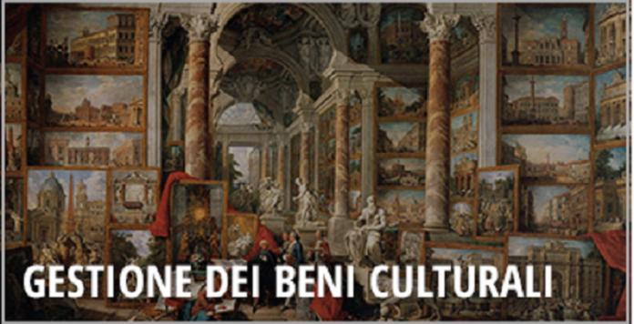 master gestione beni culturali
