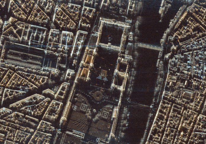 prime immagini dal satellite COSMO-SkyMed Seconda Generazione