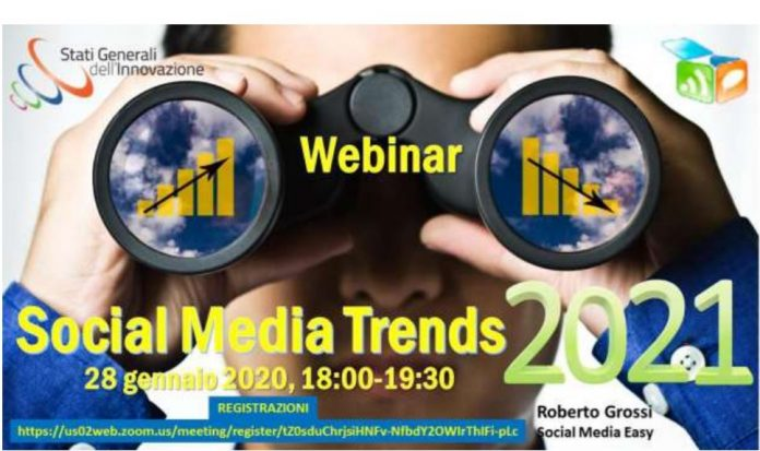 Webinar social media trends