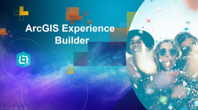ArcGIS Experience Builder di ESRI