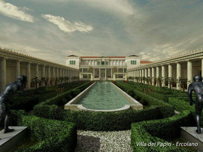 ERUZIONI VESUVIANE-Un viaggio virtuale a Pompei e a Ercolano