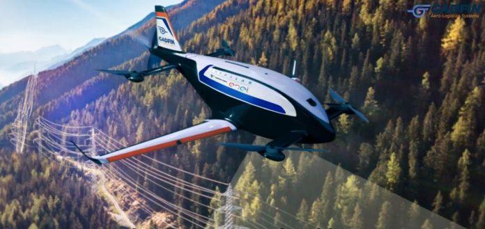 enel drone ala fissa