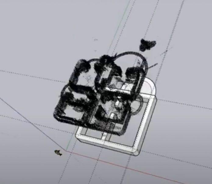 laser scanner e modellazione 3d