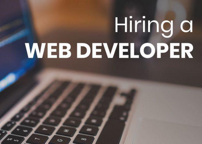 ricerca sviluppatore web