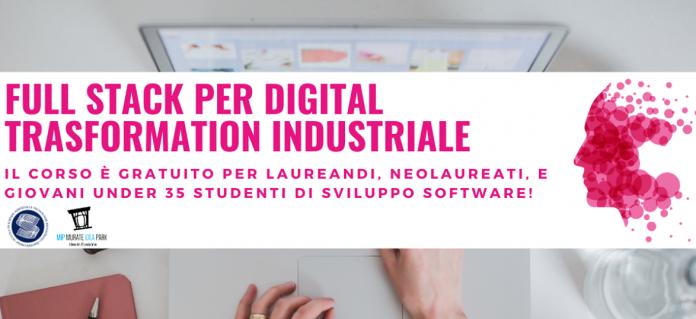 Corso Full Stack per Digital Transformation Industriale a cura del MIP