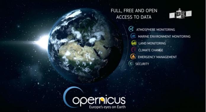 Open data Copernicus - Report European Data Portal 2020