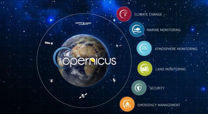 big data Copernicus e intelligenza artificiale