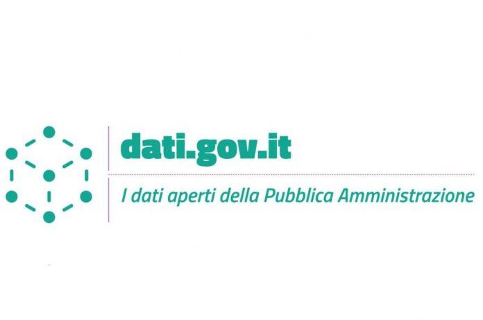 portale italiano per open data