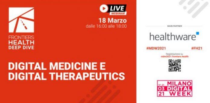 digital medicine and digital therapeutics