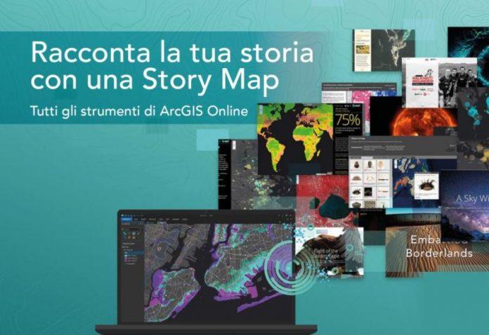 story maps ArcGIS online webinar