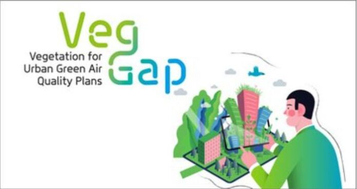 Progetto per migliorare qualità dell'aria in città con la vegetazione