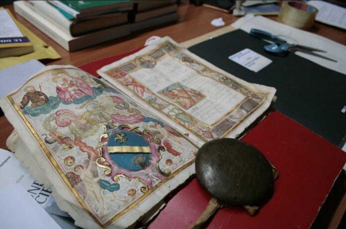 archivi ecclesiastici