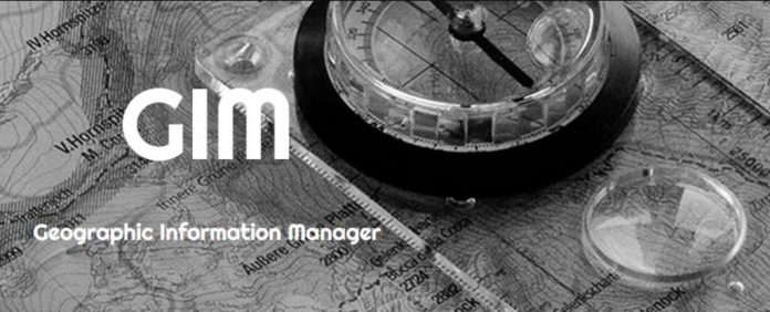 geographic information manager