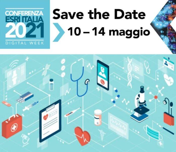 sanità digitale conferenza esri