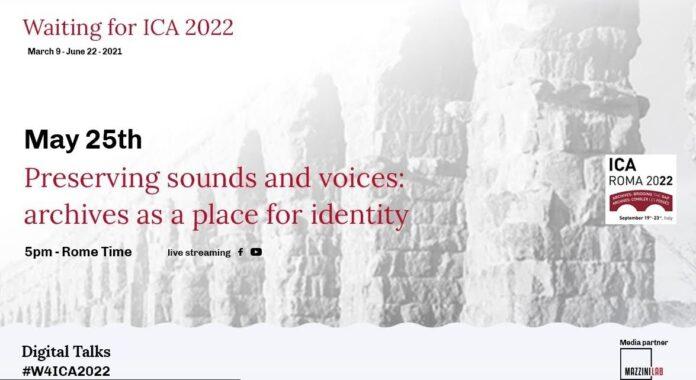 Conservazione del patrimonio audiovisivo - 25 Maggio