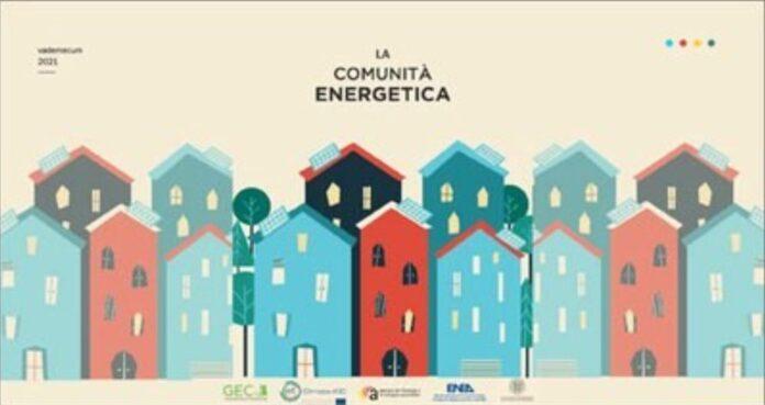 Vademecum enea sulle comunità energetiche
