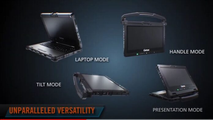 fully ragged tablet getac