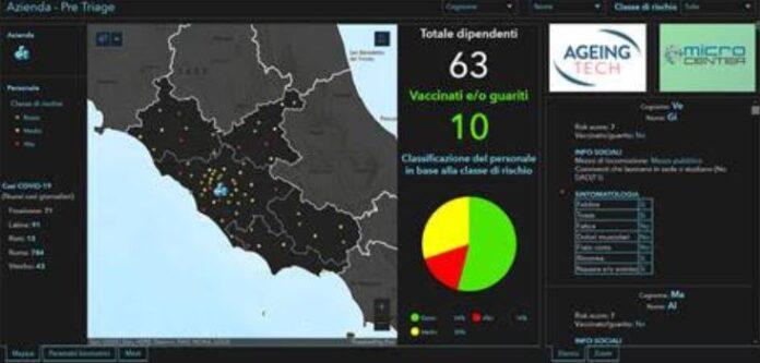 informazione geografica sanità digitale