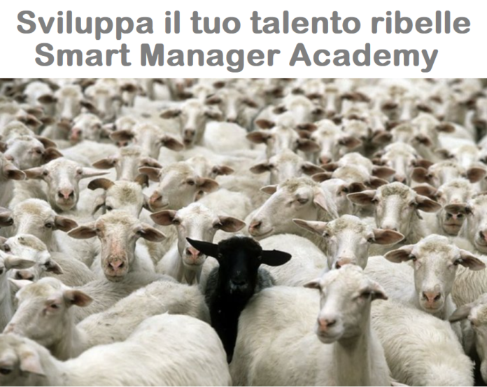 smart manager Academy: il talento ribelle