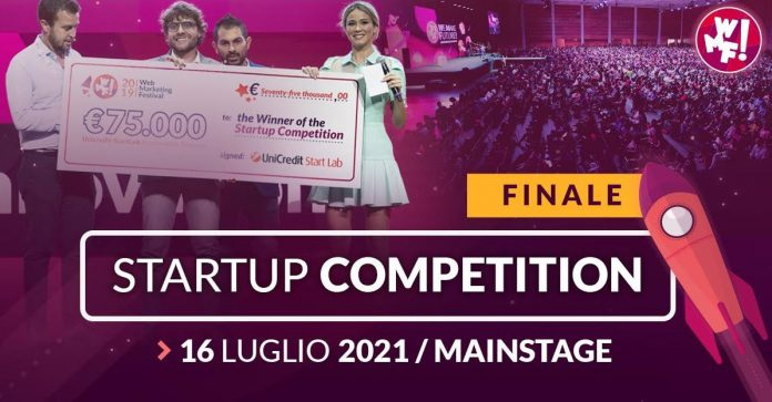 Startup Competition 2021