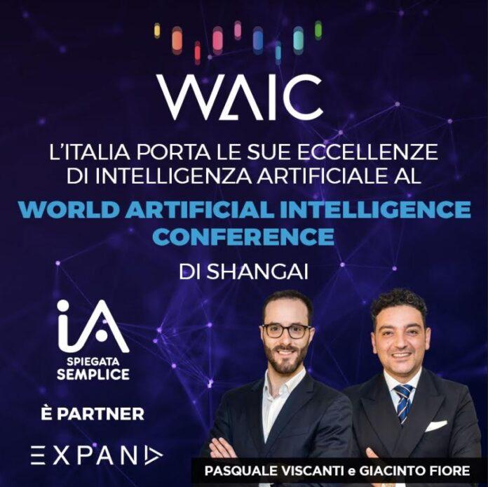 Le eccellenze italiane di Intelligenza artificiale al WAIC