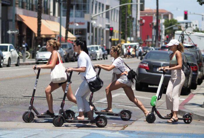 micromobilità e smart city