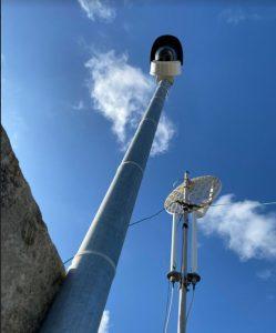 sensori monitoraggio incendi OFIDIA