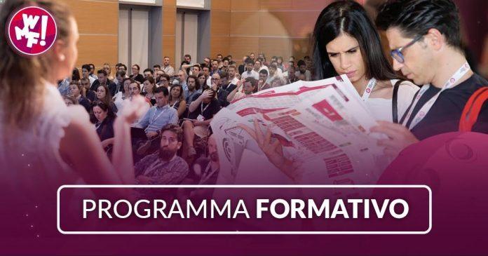 programma formativo del WMF2021