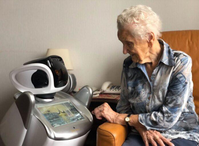 webinar AI Robot Sara