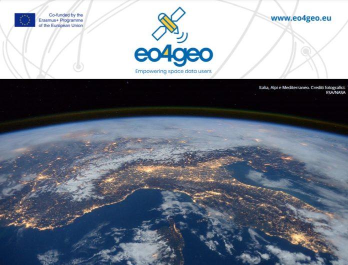 EO4GEO formazione sui dati satellitari