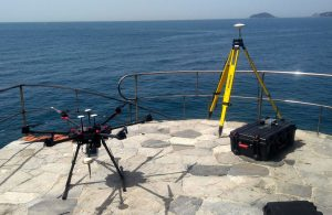Gter drone e gnss