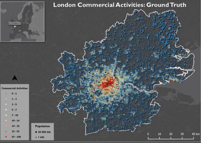 machine learning in ambito territoriale londra