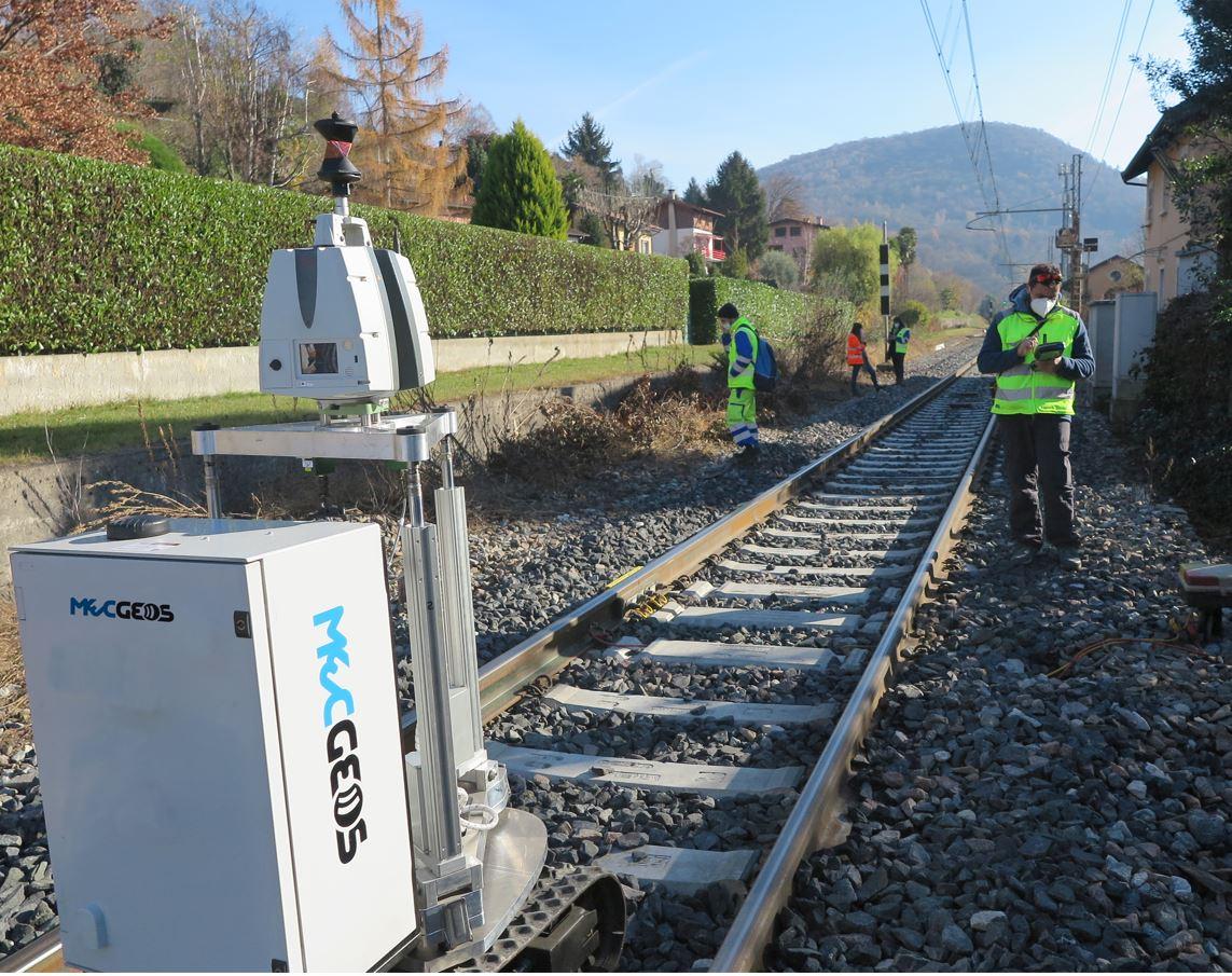 mecgeos innovazione informazione geografica rail