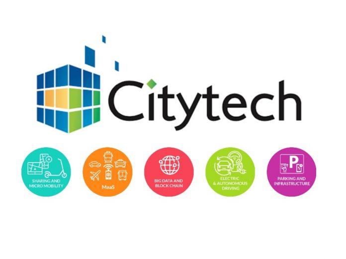 citytech mobilità nelle città