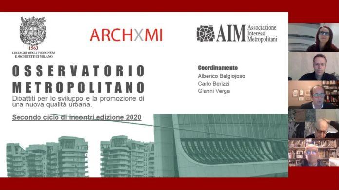 Osservatorio Metropolitano, sviluppo di una nuova qualità urbana