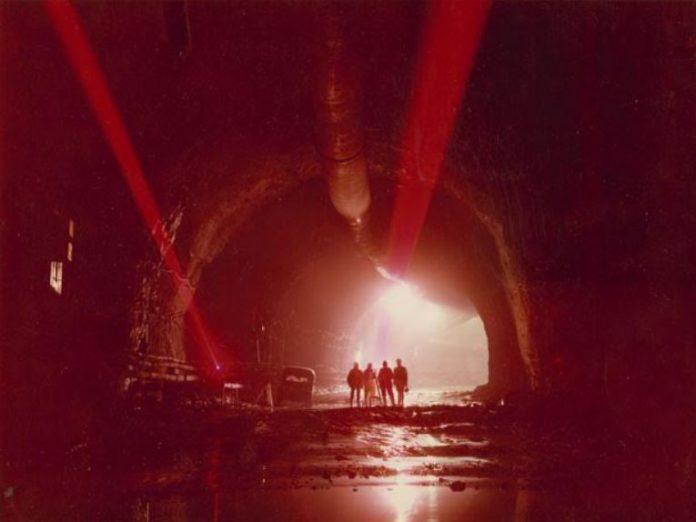 laser per gallerie VIDALASER