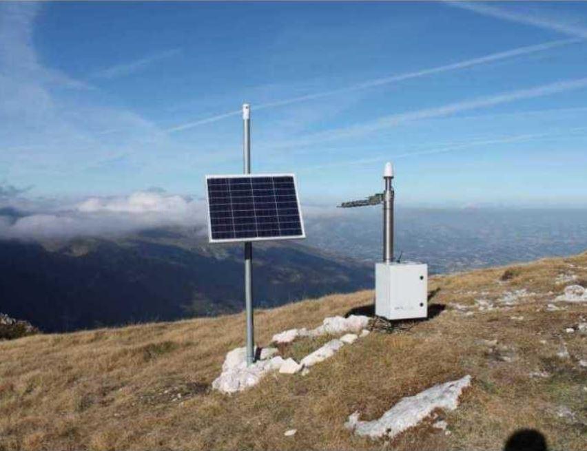 monitoraggio gnss sensori low cost