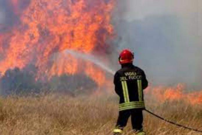 record incendi nel 2021