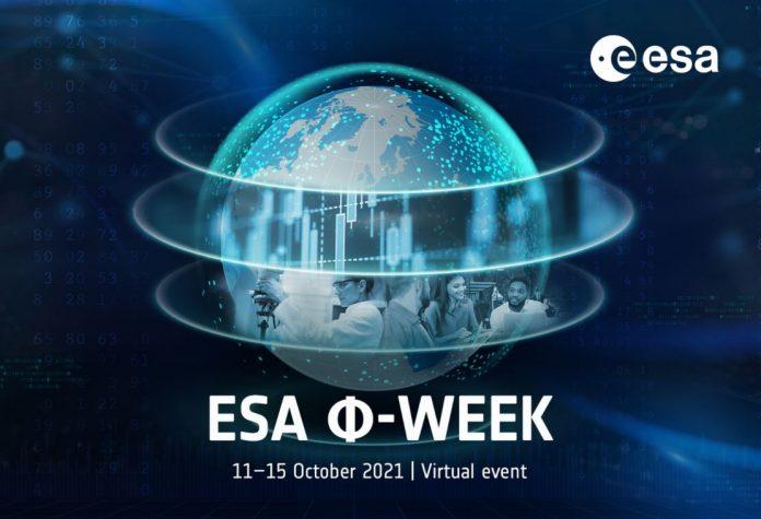 ESA Φ-week Earth Observation