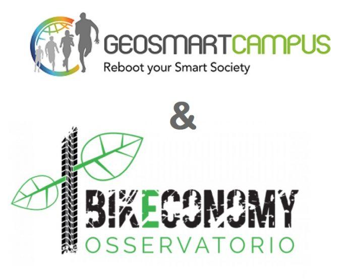 Accordo Osservatorio bikeconomy e geosmartcampus